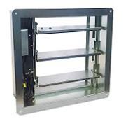 Клапаны дымоудаления ПДВ-2-ЛС лифтовые с карманом
