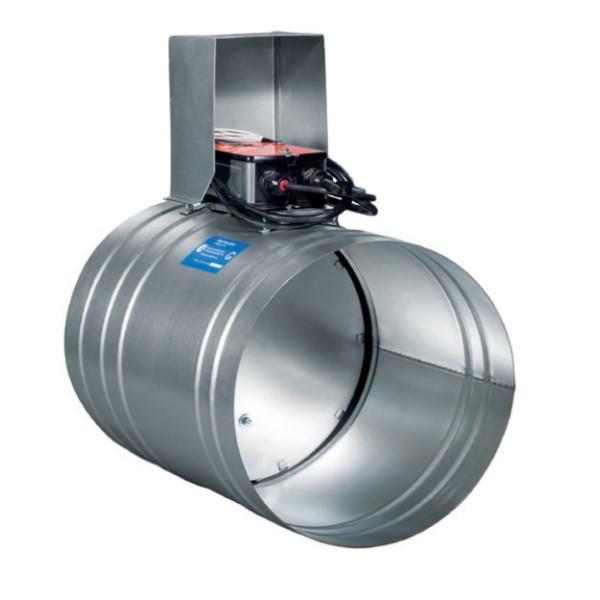 Клапан противопожарный КОД-1М