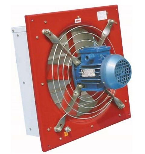 Вентилятор оконный осевой ВО 380