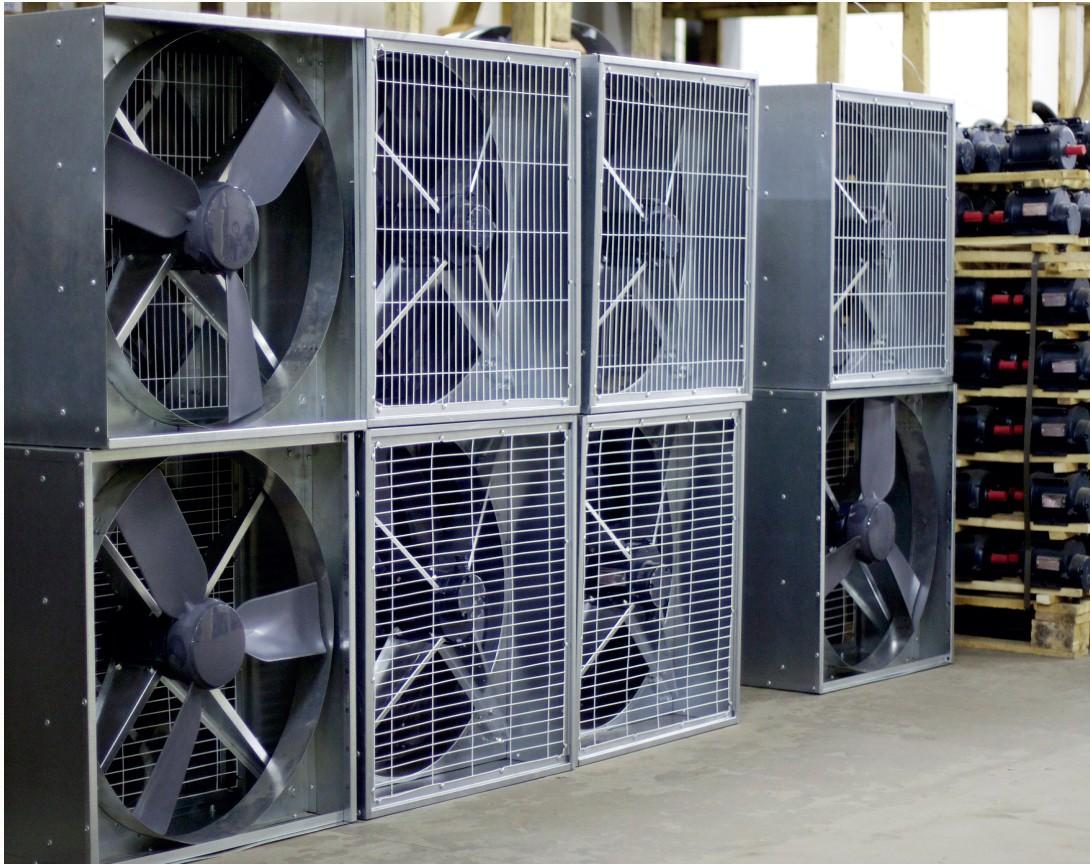 Вентилятор AGR