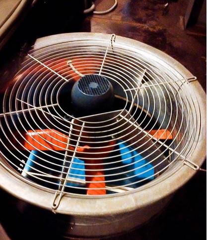 Вентилятор ASP