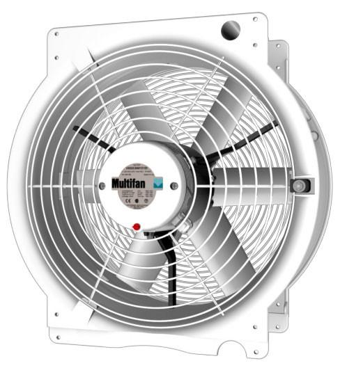 Вентилятор Multifan (разгонный)