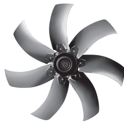 Осевые вентиляторы ebm-papst