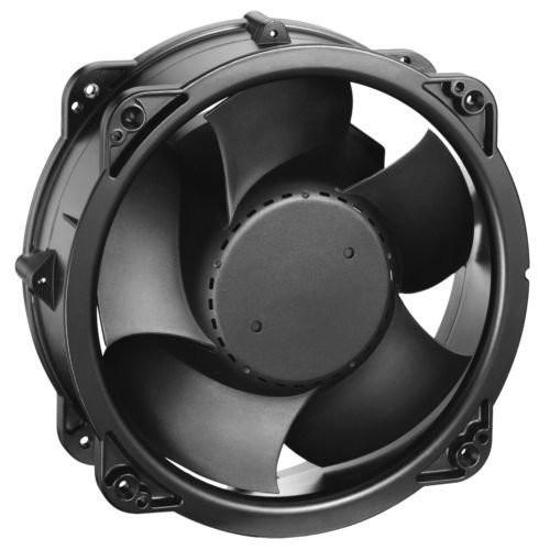 Компактные осевые вентиляторы ebm-papst