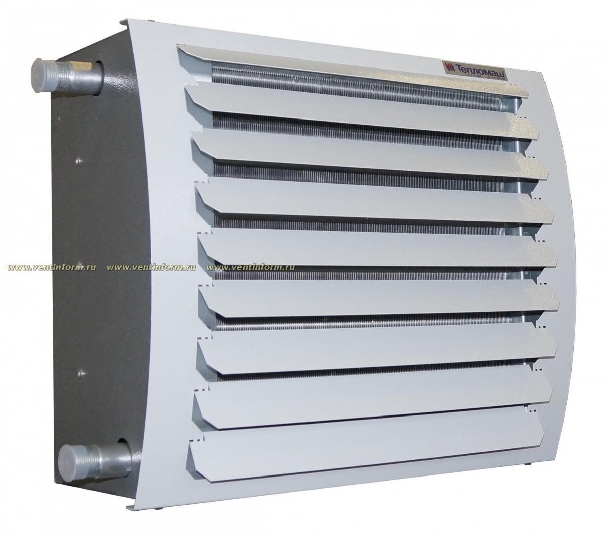 Тепловентиляторы TW большой мощности