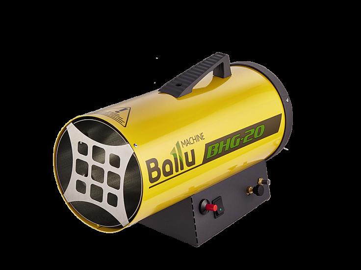 Тепловые пушки Ballu BHG (газовые)