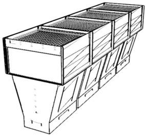 Воздушно-тепловые завесы серии 800, 900, 1000