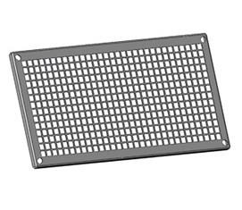 Защитные решетки для прямоугольных каналов