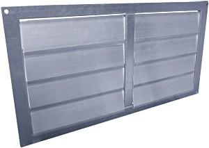 Инерционные стальные решетки