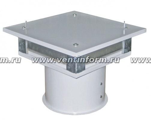 Крышные вентиляторы серии ВКО