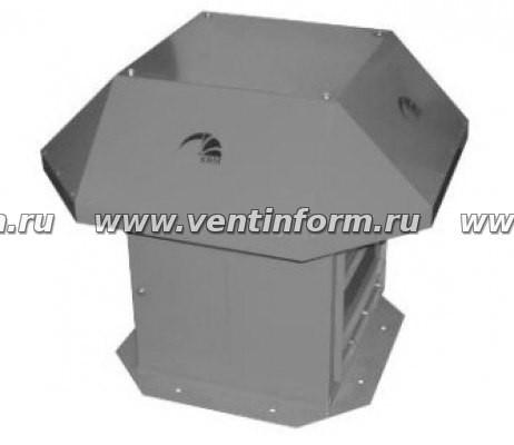 Крышные вентиляторы серии ВРКШ