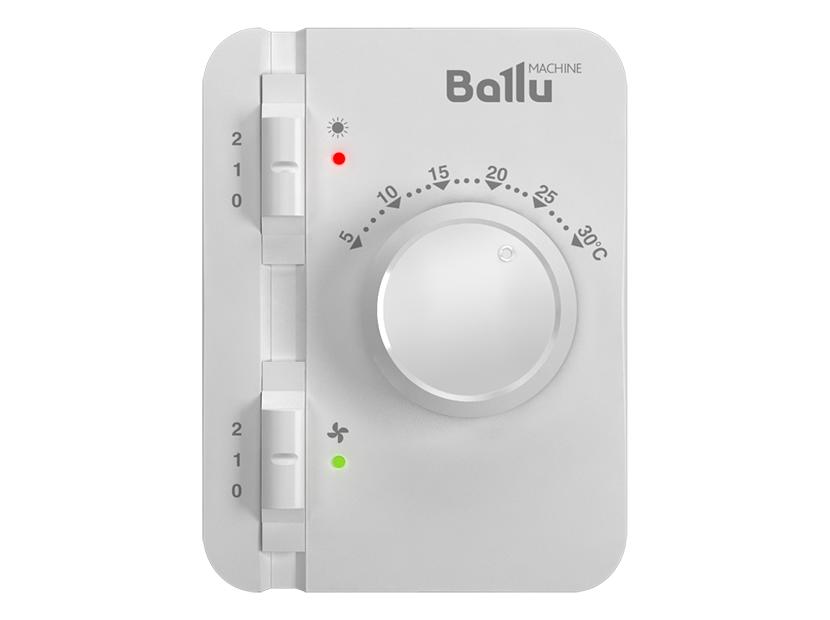 Тепловые завесы Ballu S2 Silence gate