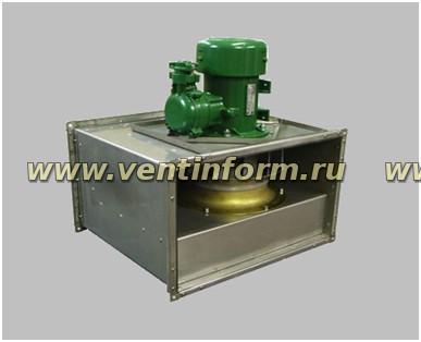 Вентиляторы канальные коррозионностойкие ВРПН-НВК
