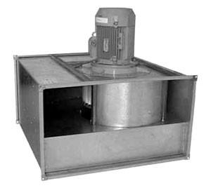 Прямоугольные канальные вентиляторы ВРПВ-Н