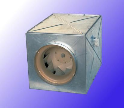 Вентиляторы для круглых каналов ВРКК