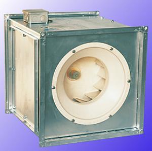 Квадратные канальные вентиляторы ВРКК