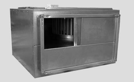 Вентилятор ПКВ-Ш (шумоизолированный)