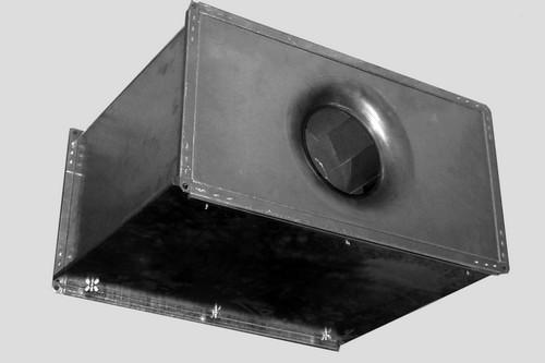 Вентиляторы радиальные прямоугольные Канал-КВАРК-П