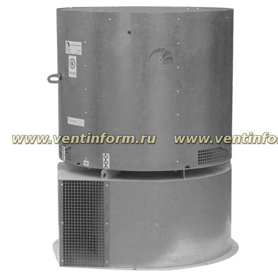 Крышные вентиляторы дымоудаления типа ВКРВ ДУ