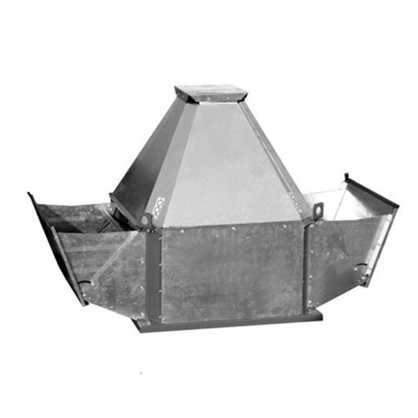 Крышные вентиляторы дымоудаления УКРОС-ДУ/ДУВ