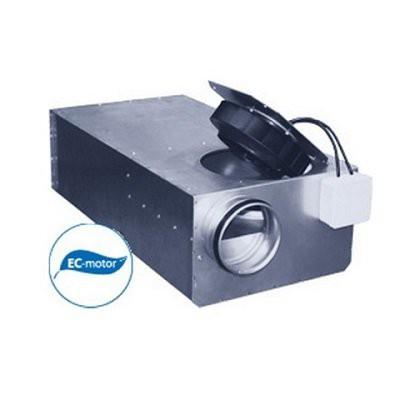 Низкопрофильные вентиляторы LPKBI EC