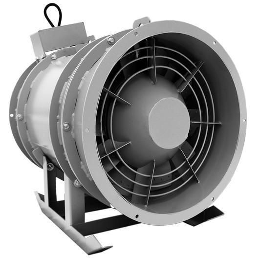 Осевой вентилятор ВОЭ-5