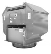 Крышные вентиляторы дымоудаления типа ВКРНФ ДУ